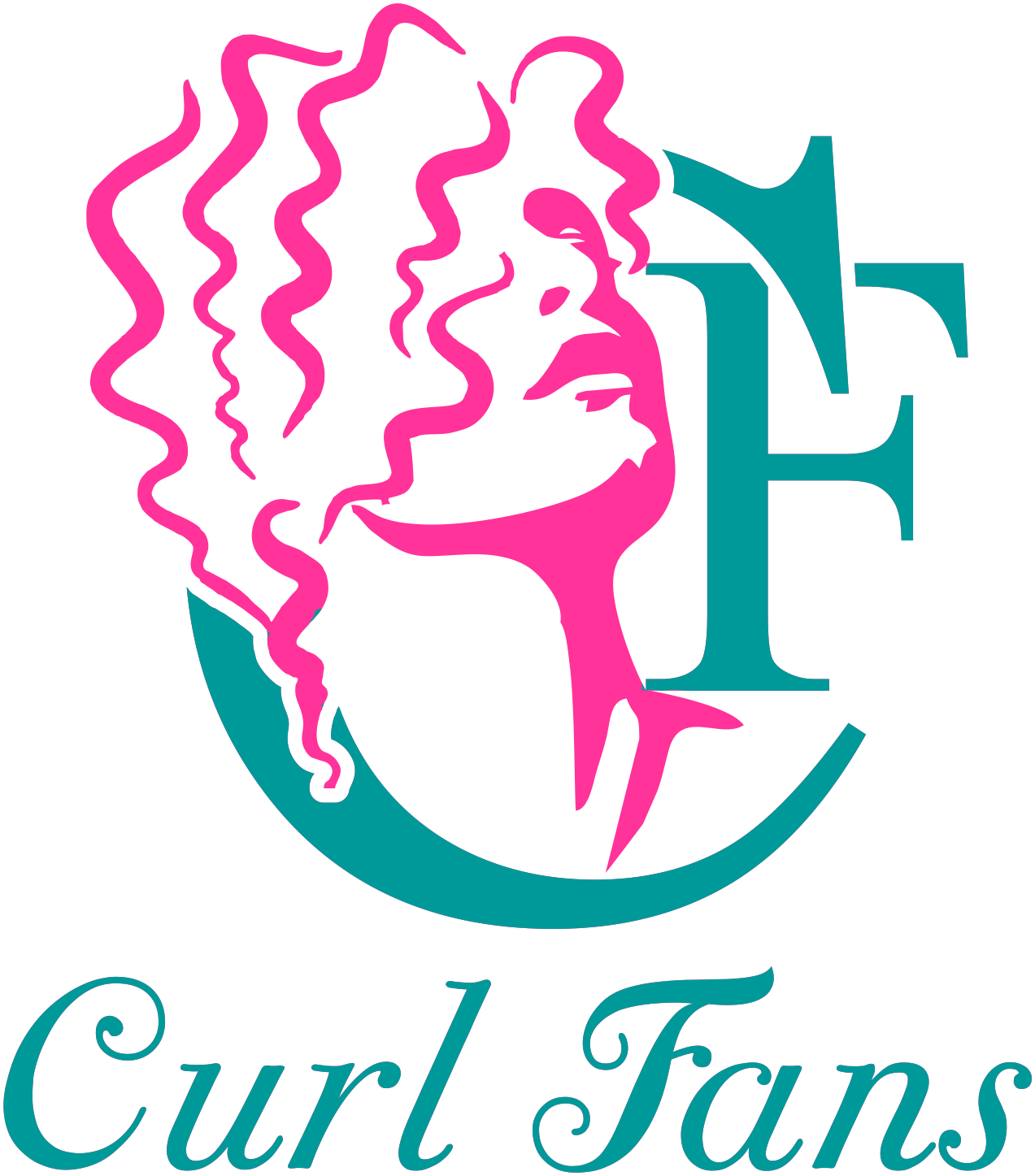 A center for curly hair