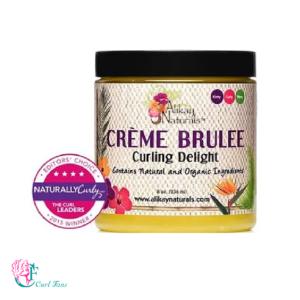 Creme Brulee Curling Delight - CurlFans - CurlyHair