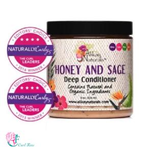 Honey & Sage Deep Conditioner - CurlFans - CurlyHair