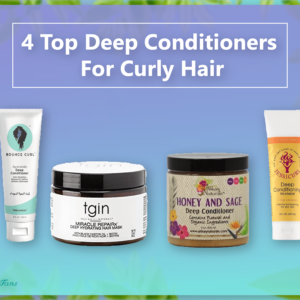 4 Top Deep Conditioners For Curly Hair - CurlFans - CurlyHair