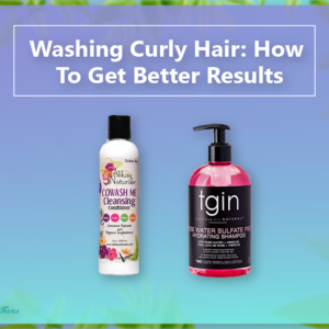 Washing Curly Hair How To Get Better Results - CurlFans - CurlyHair